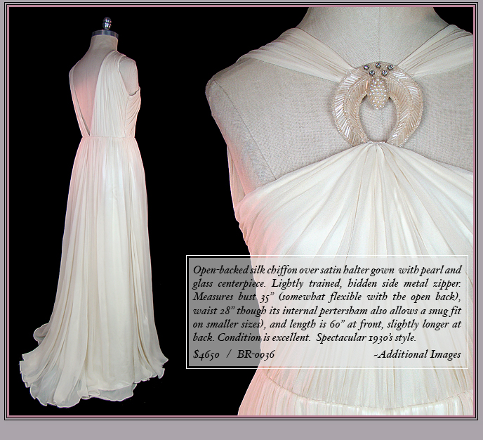 TheFrock.com - BRIDAL Page 3, Vintage Valentino wedding gown